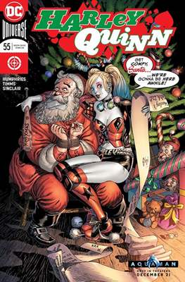 Harley Quinn Vol. 3 (2016-) (Comic book) #55