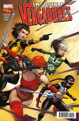 Imposibles Vengadores (2013-2018) (Grapa) #49