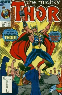 Journey into Mystery / Thor Vol 1 (Comic Book) #384