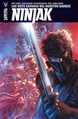 Ninjak (Rústica 144 pp) #6
