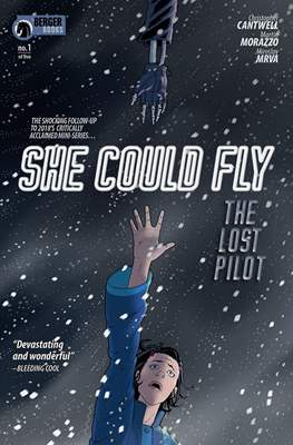 She Could Fly: The Lost Pilot (Comic Book) #1