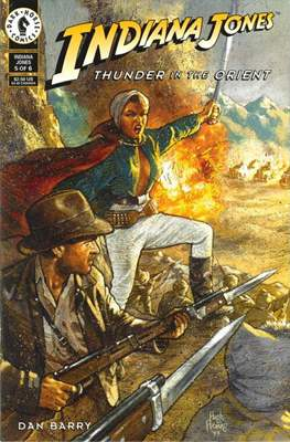 Indiana Jones: Thunder In the Orient (grapa) #5