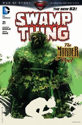 Swamp Thing vol. 5 (2011-2015) #21