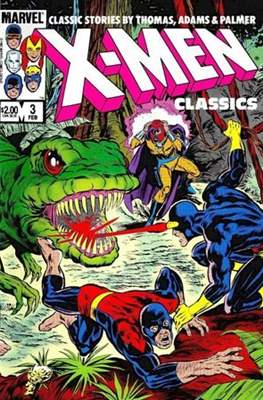 X-Men Classics Vol 1 (Comic-book.) #3
