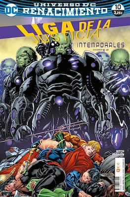 Liga de la Justicia. Nuevo Universo DC / Renacimiento (Grapa) #65/10