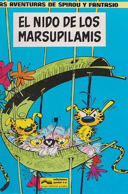 Las aventuras de Spirou y Fantasio #10