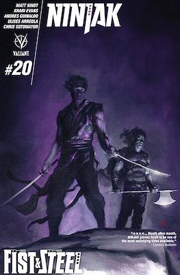Ninjak(2015) (Comic-book) #20
