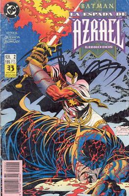 Batman. La Espada de Azrael #2