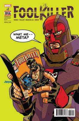 Foolkiller Vol. 3 (2017-2017) (Comic Book) #3
