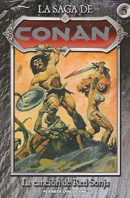 La saga de Conan #5