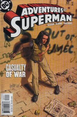 Superman Vol. 1 / Adventures of Superman Vol. 1 (1939-2011) (Comic Book) #631