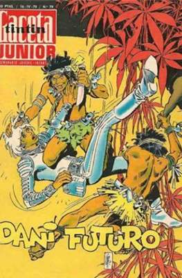 Gaceta Junior (Grapa) #79