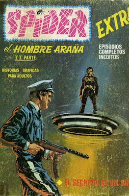 Spider el Hombre Araña Extra (1968-1969) (Rústica 128-120 pp) #7
