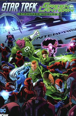 Star Trek Green Lantern Vol. 2: Stranger Worlds (Comic Book) #3