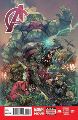 Avengers Vol. 5 (2013-2015) (Comic Book) #13