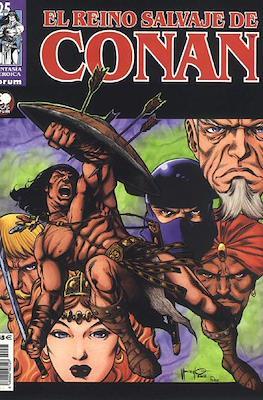 El Reino Salvaje de Conan (Grapa 48-80 pp) #25