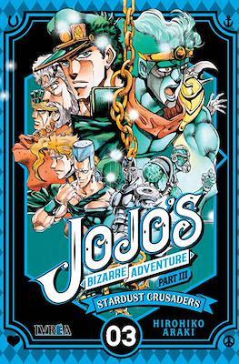 JoJo's Bizarre Adventure - Part III: Stardust Crusaders (Rústica) #3