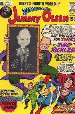 Superman's Pal, Jimmy Olsen / The Superman Family (Grapa,) #139
