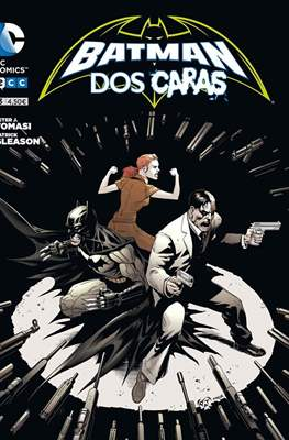 Batman y Robin (Grapa) #3