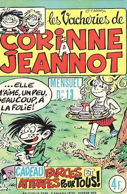 Les Vacheries de Corinne à Jeannot (Broche pocket 132 pp) #13