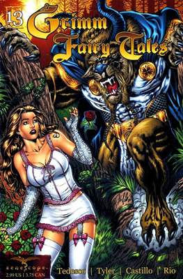 Grimm Fairy Tales (Comic Book) #13