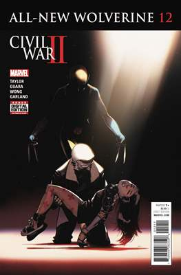 All-New Wolverine (2016-) (Comic book) #12
