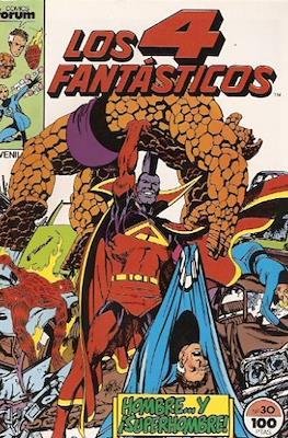 Los 4 Fantásticos Vol. 1 (1983-1994) (Grapa 36-32-24 pp) #30