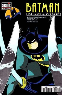 Batman Magazine (Agrafé. 32 pp) #17