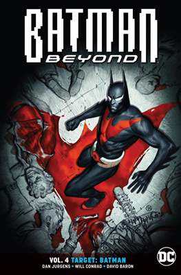 Batman Beyond (Vol. 6 2016-...) (Softcover) #4