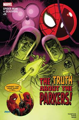 Spider-Man / Deadpool (Comic Book) #35