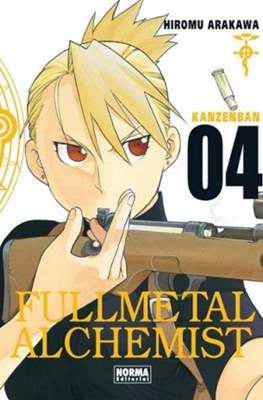 Fullmetal Alchemist (Rústica con doble sobrecubierta) #4