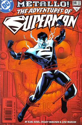 Superman Vol. 1 / Adventures of Superman Vol. 1 (1939-2011) (Comic Book) #546