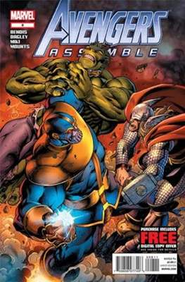 Avengers Assemble Vol. 2 (2012-2014) (Comic-Book) #8