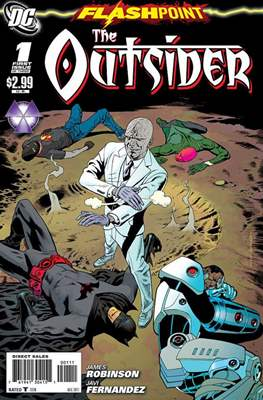 Flashpoint: The Outsider (Grapa) #1