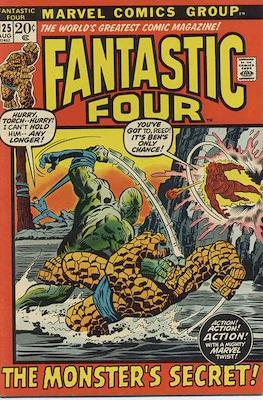 Fantastic Four Vol. 1 (1961-1996) (saddle-stitched) #125