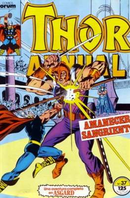 Thor, el Poderoso (1983-1987) #37