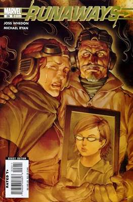 Runaways Vol. 2 (2005-2008) (Comic Book) #29