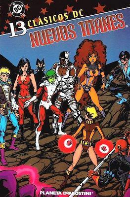 Nuevos Titanes. Clásicos DC (2005-2010) (Rústica 80-128 pp) #13