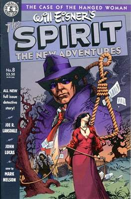 The Spirit. The New Adventures (Comic book. grapa.) #8