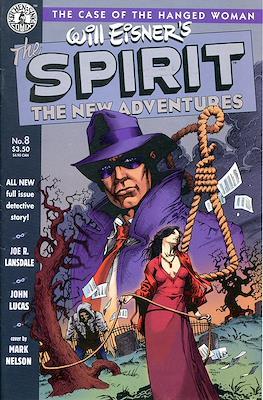 The Spirit. The New Adventures (Comic Book) #8
