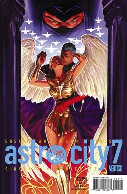 Astro City (Comic Book) #7