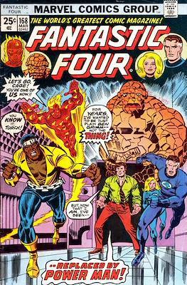 Fantastic Four Vol. 1 (1961-1996) (saddle-stitched) #168