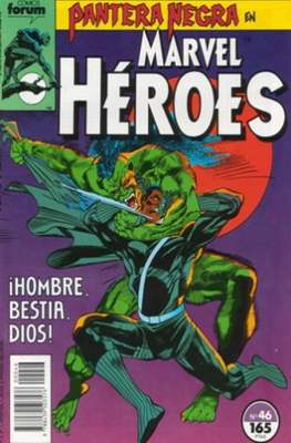 Marvel Héroes (1986-1993) (Grapa 32 pp) #46