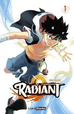 Radiant (Rústica con sobrecubierta) #1