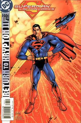 Action Comics Vol. 1 (1938-2011; 2016-) (Comic Book) #793