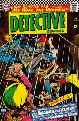Detective Comics Vol. 1 (1937-2011; 2016-) (Comic Book) #348
