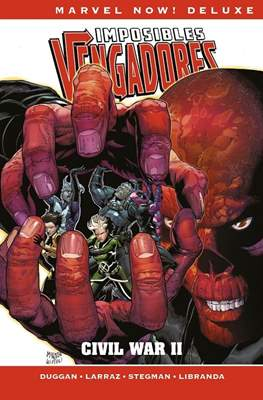 Imposibles Vengadores. Marvel Now! Deluxe (Cartoné 344-384 pp) #5