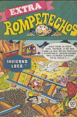 Extras numerados (1981-1985) (Grapa) #43