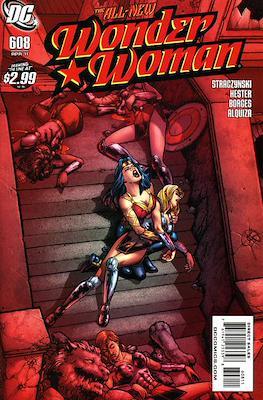 Wonder Woman Vol. 3 (2006-2011) (Comic Book) #608