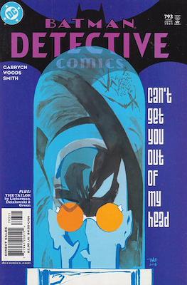 Detective Comics Vol. 1 (1937-2011; 2016-) (Comic Book) #793